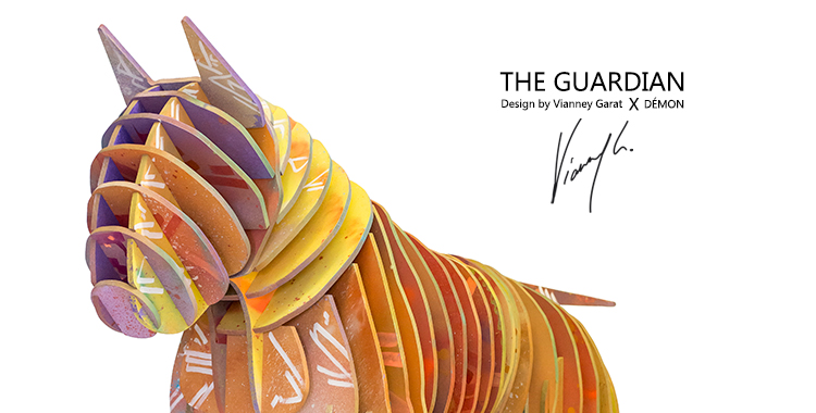 THE GUARDIAN by Vianney Garat 2014.